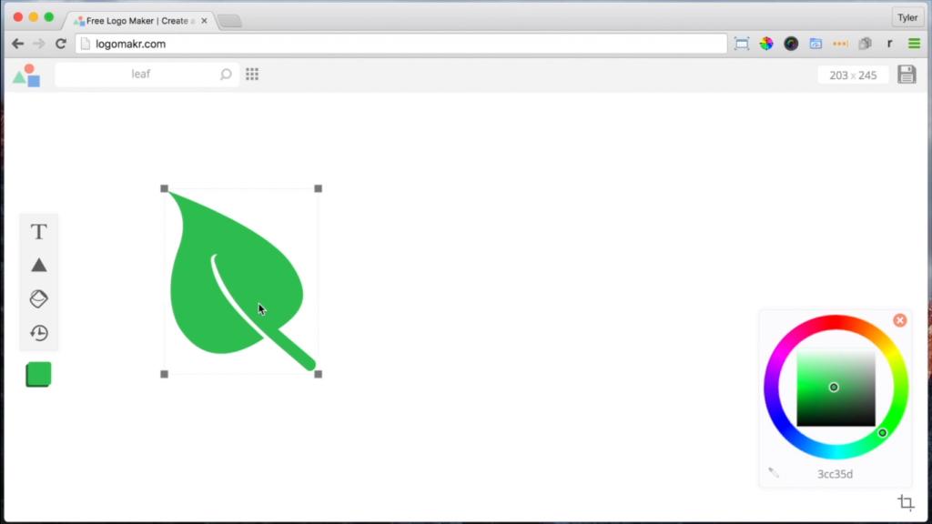 creating your custom website logo