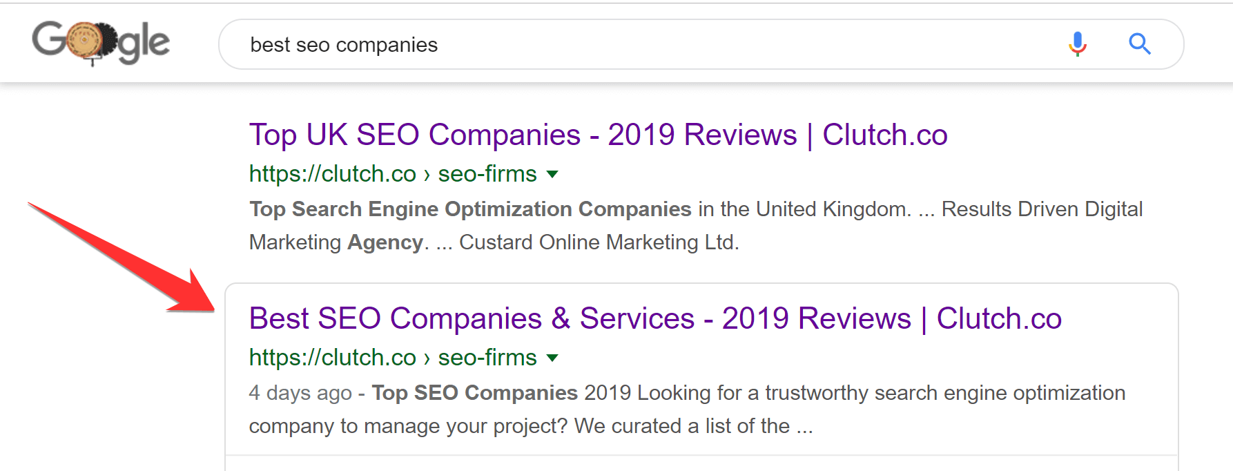 Clutch Best SEO Companies