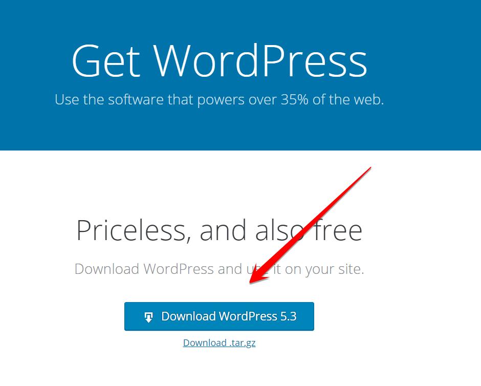 Wordpress Download